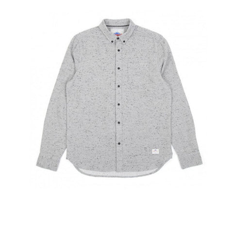 Penfield Ridgley Shirt Grey - Kong Online