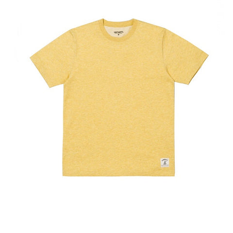 Carhartt SS Holbrook T shirt Maize Heather