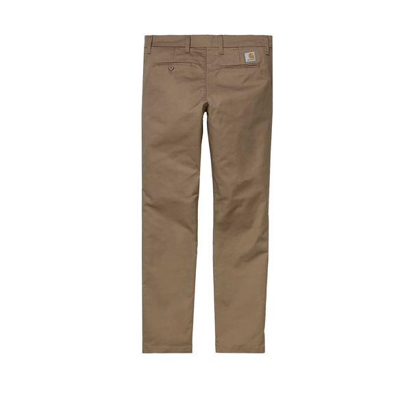 Carhartt WIP Sid Pant Leather Rinsed