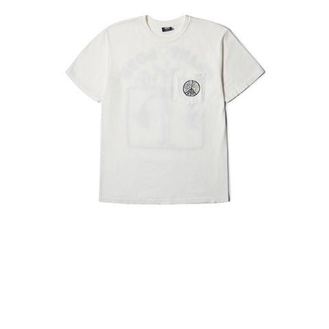Stussy Plant Love S/S Tee Natural