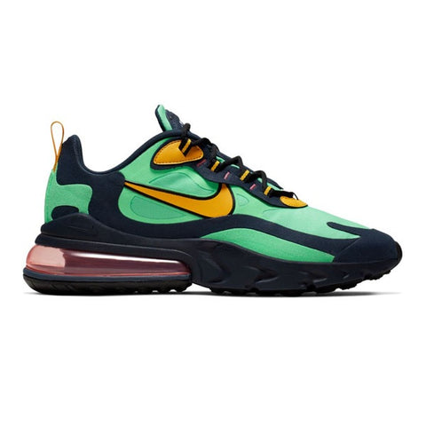 Nike Air Max 270 React Electro Green Obsidian
