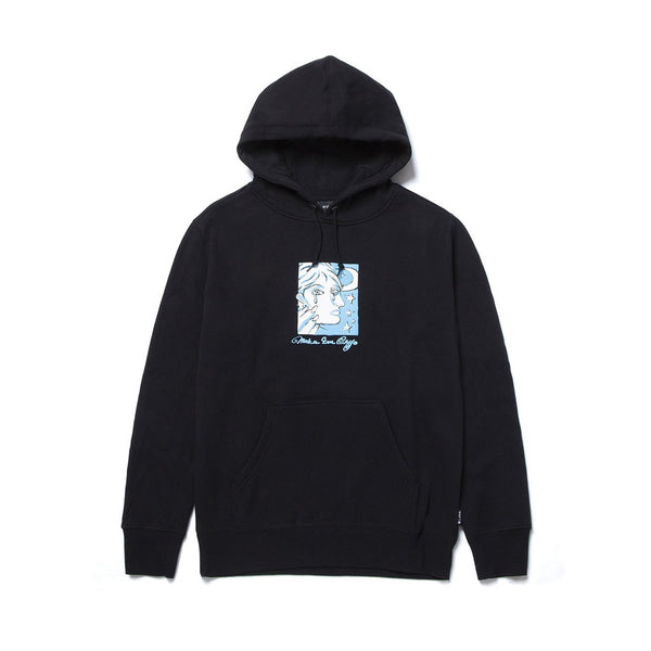 HUF Make Em Cry 1984 Pullover Hoodie Black