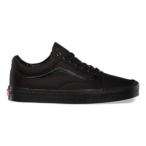 Vans Old Skool Black Black - Kong Online