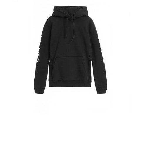 WOOD WOOD Matty Hoodie Black