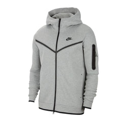 Nike NSW Tech Fleece Hoodie Dark Grey Heather/Black