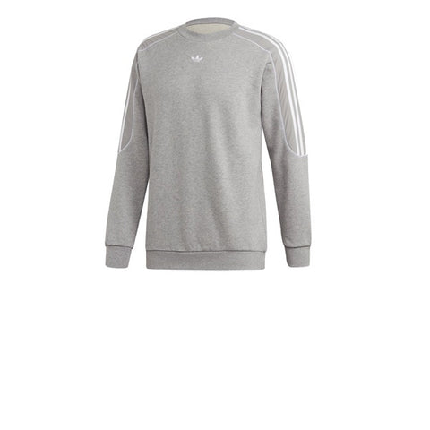 Adidas Radkin Crewneck Mid Grey Heather