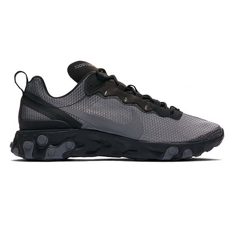 Nike React Element 55 SE Black Dark Grey