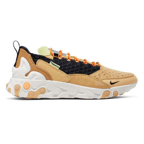 Nike React Sertu Club Gold Black Wheat