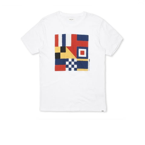 WOOD WOOD ICS T-Shirt White