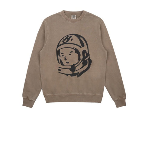 BBC Damaged Crewneck Sweatshirt Taupe