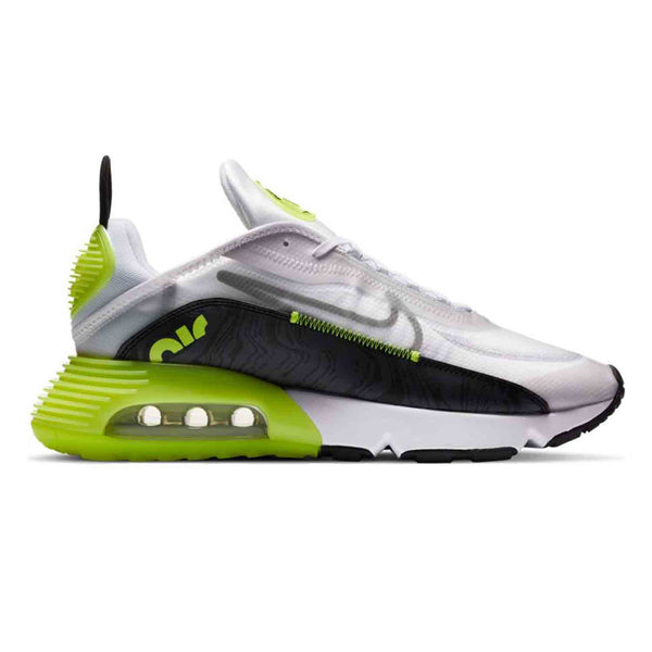 Nike Air Max 2090 White Cool Grey Volt Black