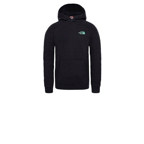 The North Face Raglan Red Box HD TNF Black Iridescent