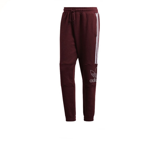Adidas Outline Pant Maroon