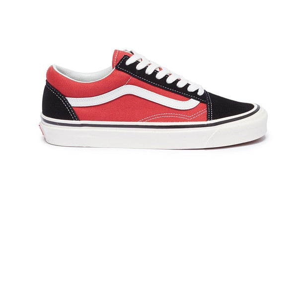 Vans Old Skool 36 DX (Anaheim Factory) OG Black Red