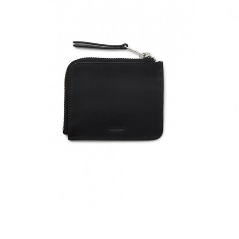 WOOD WOOD Barnet Zip Wallet Black