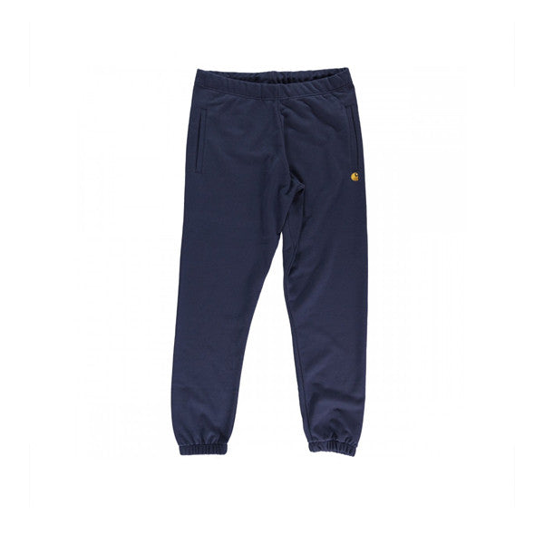 Carhartt Chase LT Sweat Pant Blue - Kong Online