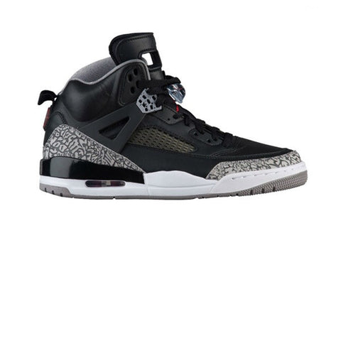 Air Jordan Spizike Black Varsity Red