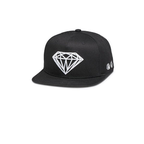 Diamond Brilliant Snapback Black