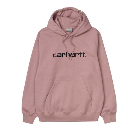 Carhartt Hooded Carhartt Sweat Blush Black