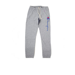 Champion Elastic Cuff Pants Navy Heather - Kong Online - 1
