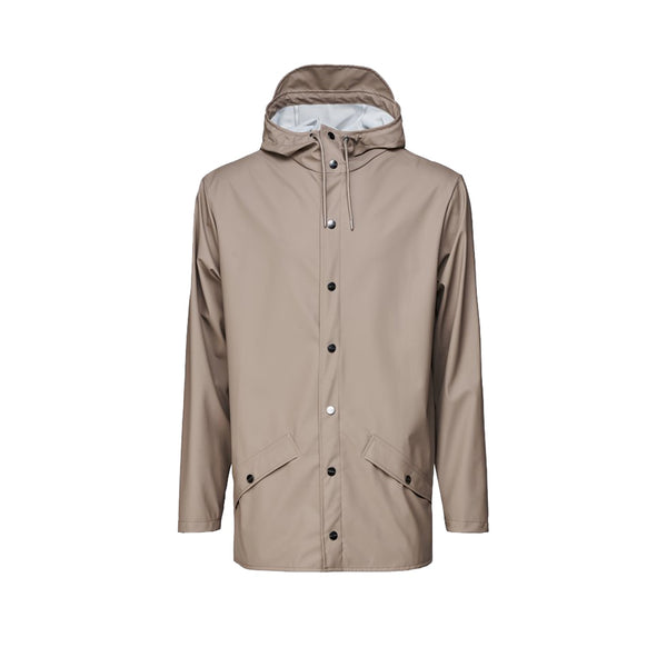 Rains Jacket Taupe
