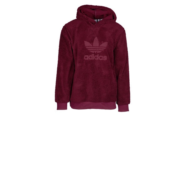 Adidas Winterized Pull Over Maroon