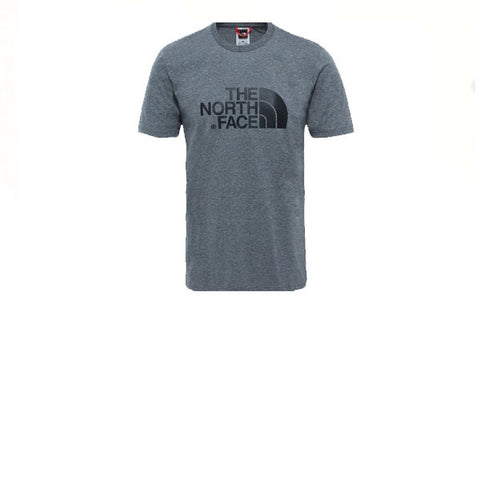 The North Face S/S Easy Tee TNF Me Grey Heather