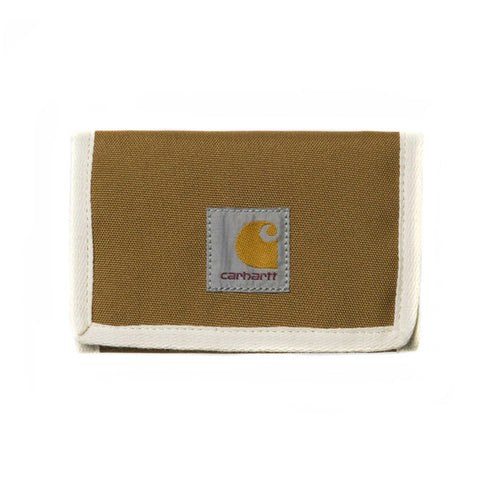 Carhartt Watch Wallet Hamilton Brown - Kong Online - 1
