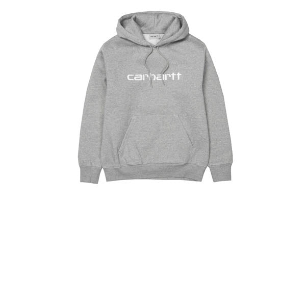 Carhartt Hooded Carhartt Sweat Grey Heather