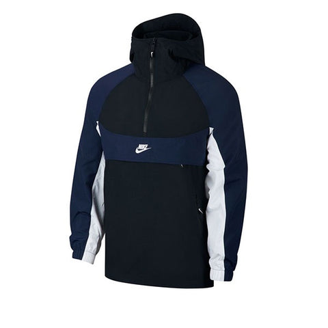 Nike Re-issue Jacket HD Woven Black Obsidian White