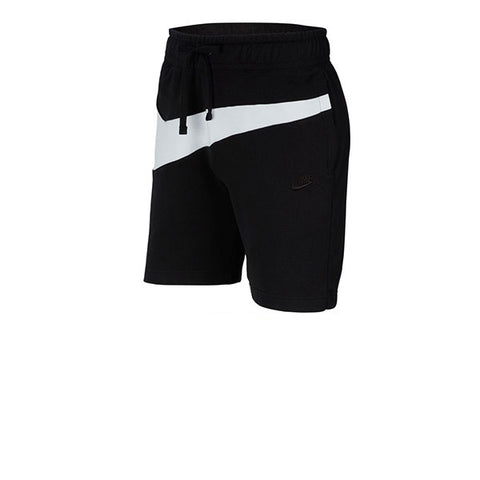Nike Big Swoosh Short Black White