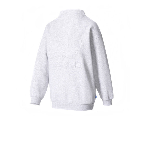 Adidas Sweatshirt Grey Heather