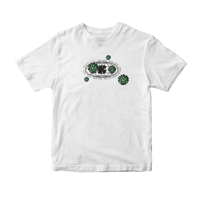 Kong Support Tee White