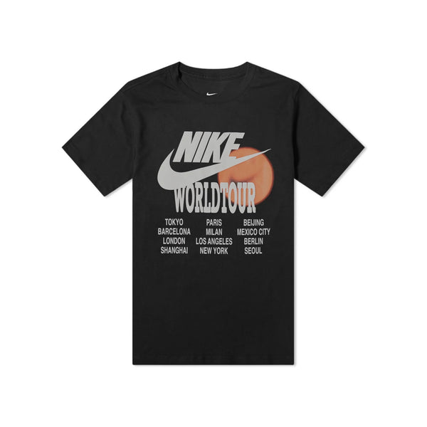 Nike Sportswear T-Shirt World Tour Black