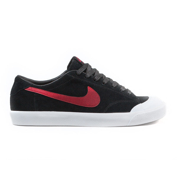 Nike SB Zoom All Court CK Black Red - Kong Online