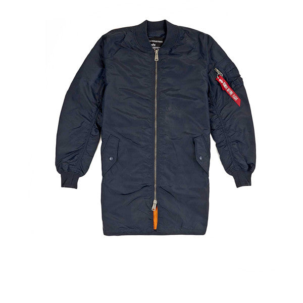 Alpha Industries MA1 TT Coat Rep Blue