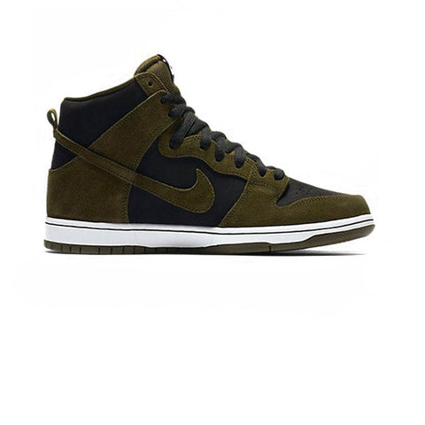 Nike SB Zoom Dunk High Pro Dark Loden Black