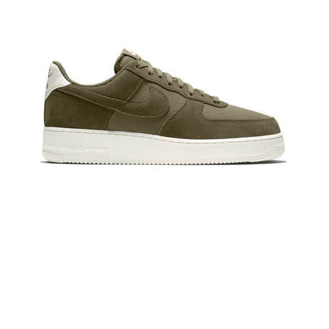 Nike Air Force 1 '07 Suede Medium Olive