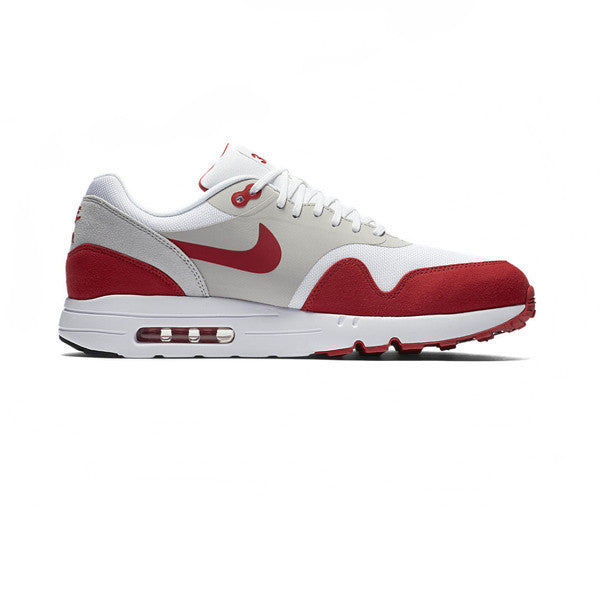 Nike Air Max 1 Ultra 2.0 LE White University Red