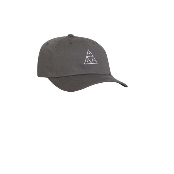HUF TT Curved Visor Hat Charcoal