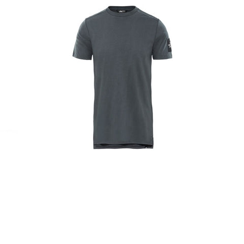 The North Face S/S Fine Tee Asphalt Grey