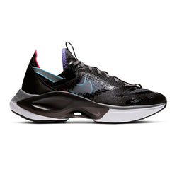 Nike N110 D/MS/X Black Dark Grey Red Orbit Rush