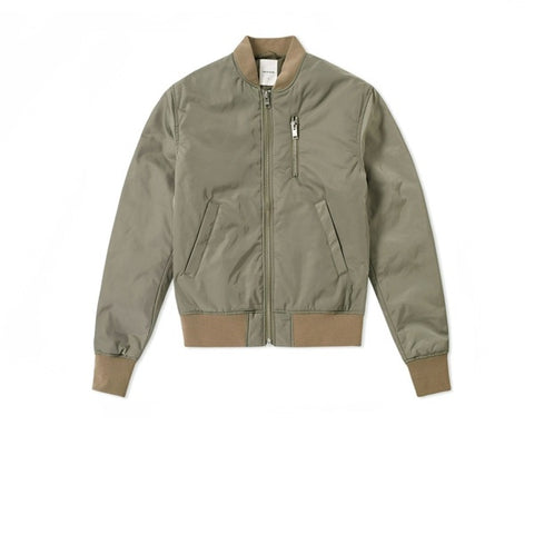 WOOD WOOD Blake Jacket Frost Grey