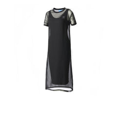 Adidas 3S Layer Dress Black - Kong Online - 1