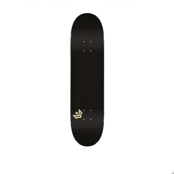 Mini Logo Deck Chevron Brich Black