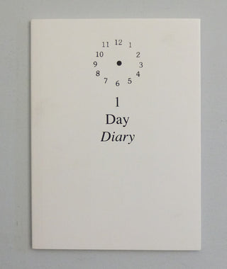 1  Day Diary by Sara MacKillop}