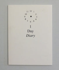 1  Day Diary by Sara MacKillop