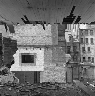 The Destruction of Lower Manhattan by Danny Lyon}