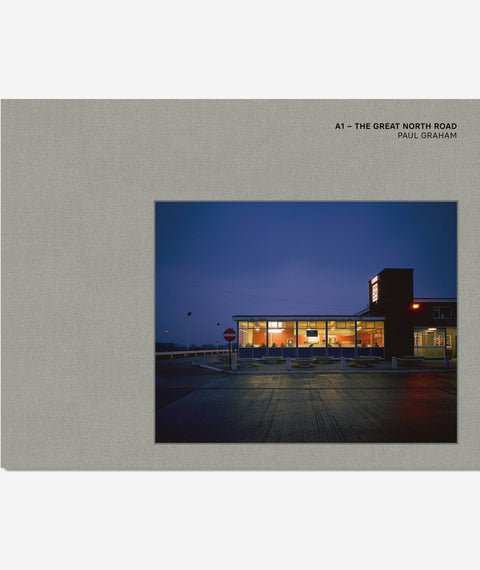 A1 - The Great North Road by Paul Graham (SIGNED)