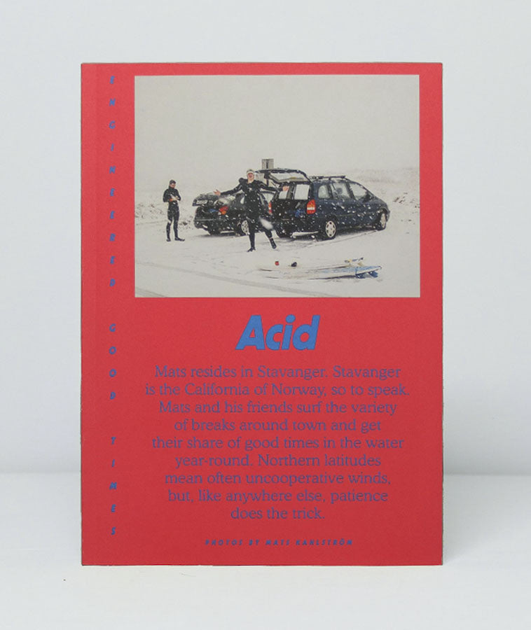 Acid Magazine Issue 2}